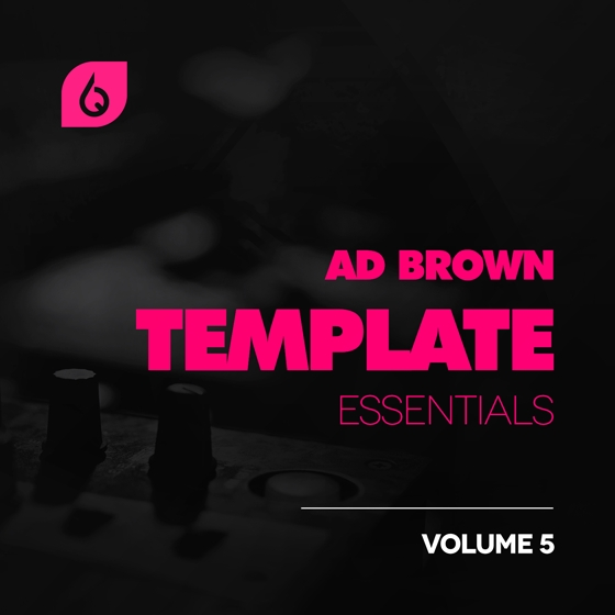 Freshly Squeezed Samples Ad Brown Template Essentials Vol. 5 Apple Logic Project