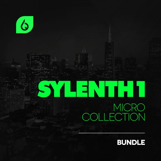 Freshly Squeezed Samples Sylenth1 Micro Essentials Vol.1-3 Bundle FOR SYLENTH1 FXB