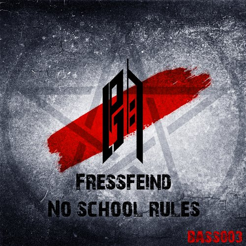 Fressfeind - No School Rules [BASS003]