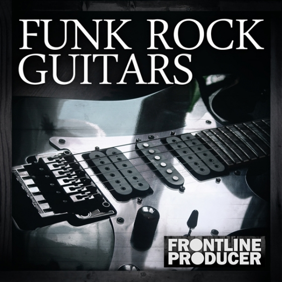 Frontline Producer Funk Rock Guitars WAV REX