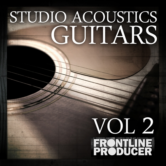 Frontline Producer Studio Acoustics Guitars Vol 2 WAV REX