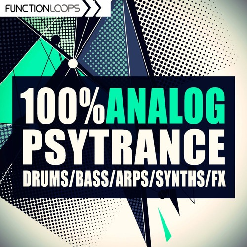 Function Loops 100% Analog PsyTrance WAV