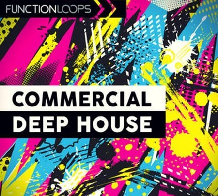 Function Loops Commercial Deep House Bundle WAV MiDi Synth Presets