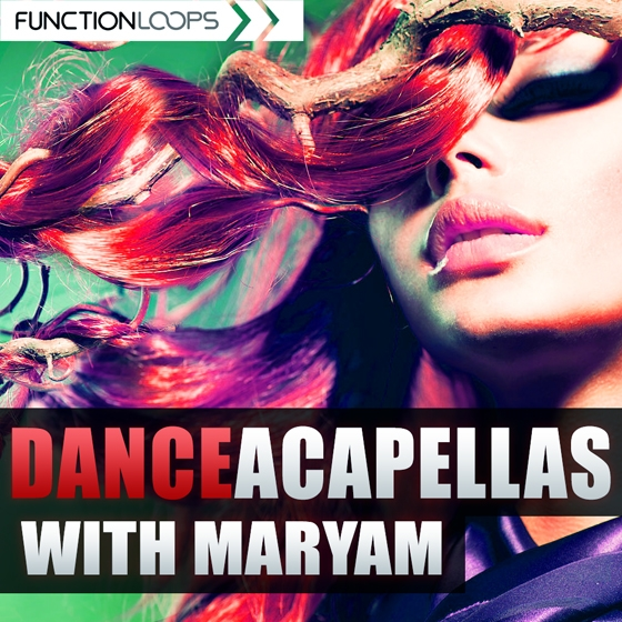 Function Loops Dance Acapellas With Maryam WAV MiDi