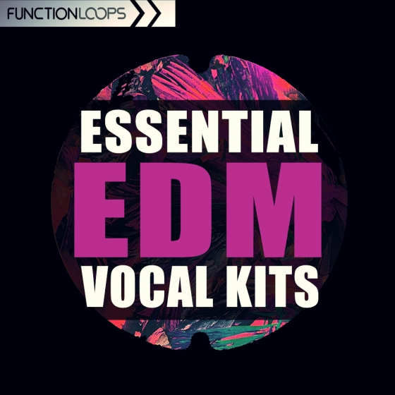 Function Loops Essential EDM Vocal Kits WAV MiDi