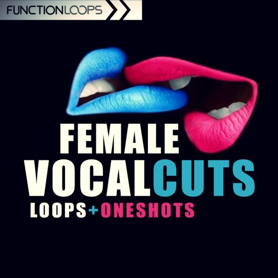 Function Loops Female Vocal Cuts WAV
