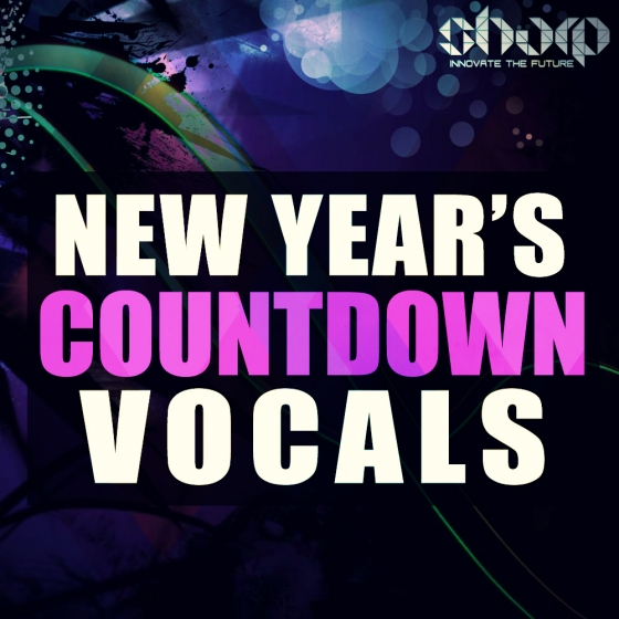 Function Loops New Years CountDown Vocals WAV MiDi SYLENTH SPiRE
