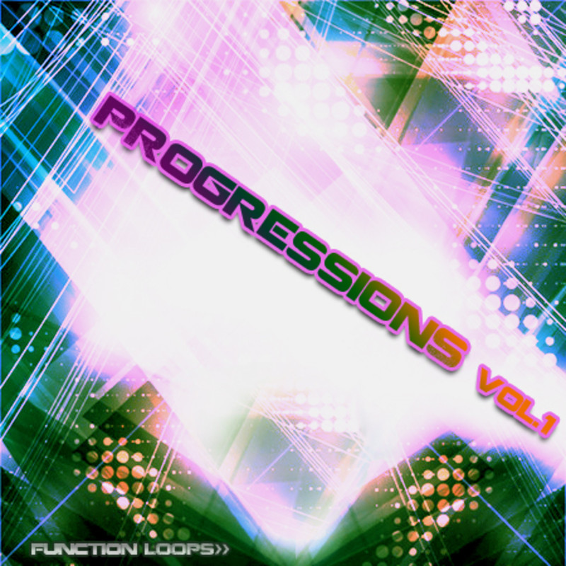 Function Loops Progressions Vol.3 Progressive Trance For Cubase WAV/Cubase Project