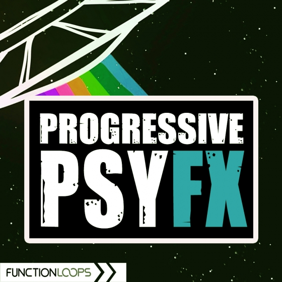 Function Loops Progressive Psy FX WAV