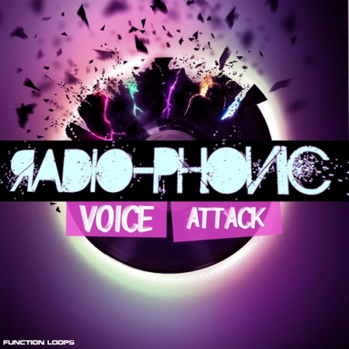 Function Loops Radiophonic Voice Attack ACID WAV-KRock