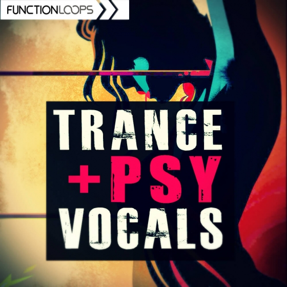 Function Loops Trance And Psy Vocals WAV