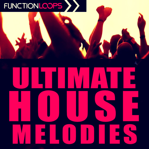 Function Loops Ultimate House Melodies WAV MiDi-DISCOVER