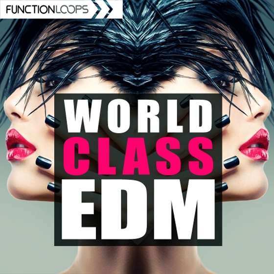 Function Loops World Class EDM WAV MiDi SPF FXP