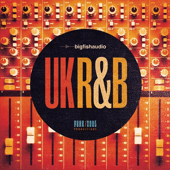 Funk Soul Productions and Big Fish Audio UK RnB MULTiFORMAT