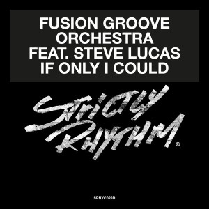 Fusion Groove Orchestra feat. Steve Lucas – If Only I Could [SRNYC028D]