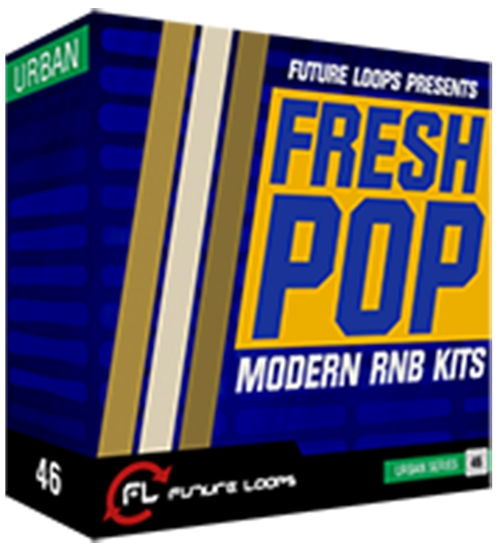 Future Loops Fresh Pop-Modern RNB Kits WAV REX