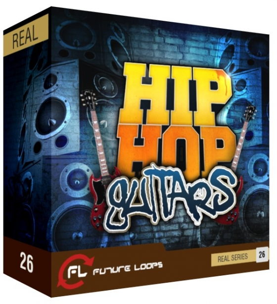 Future Loops Hip Hop Guitars WAV REX