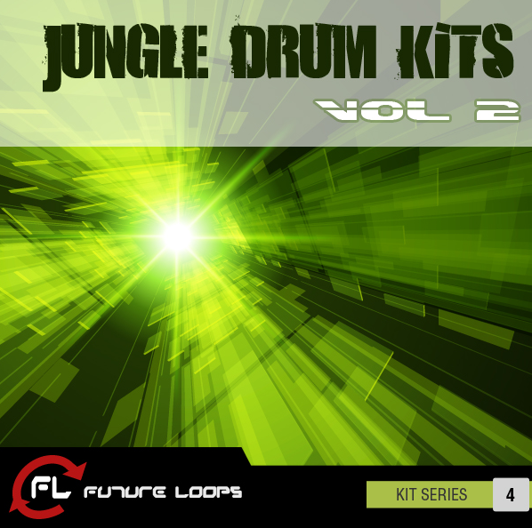 Future Loops Jungle Drum Kits Vol 2 MULTiFORMAT
