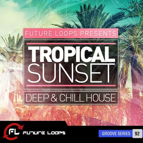 Future Loops Tropical Sunset Deep And Chill House WAV REX