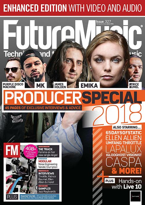 Future Music - March 2018