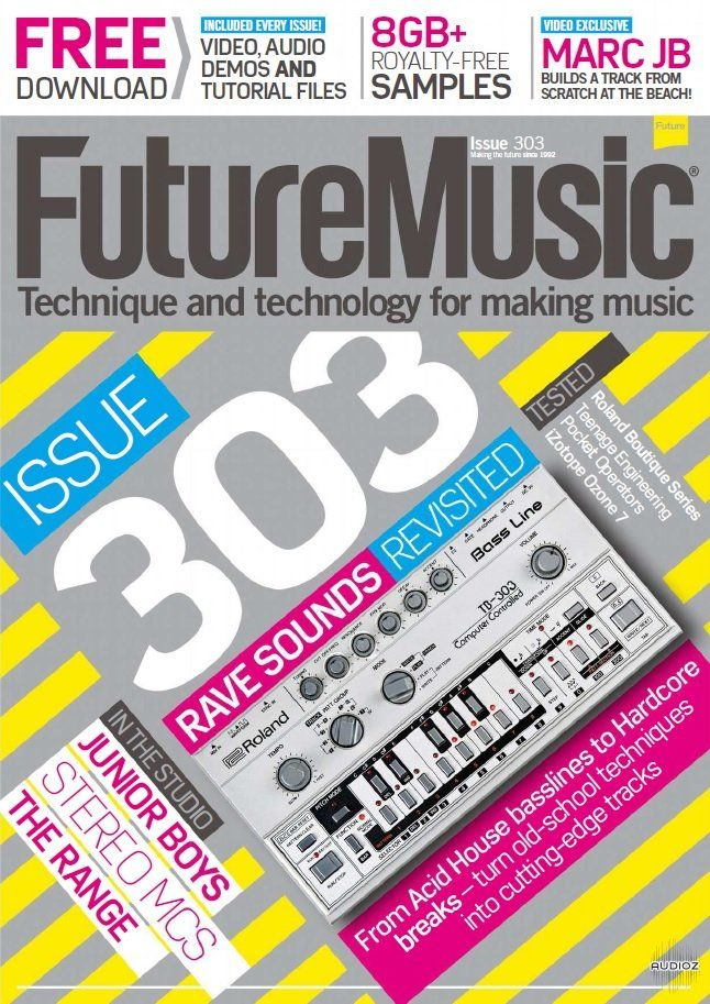 Future Music April 2016 ALL CONTENT