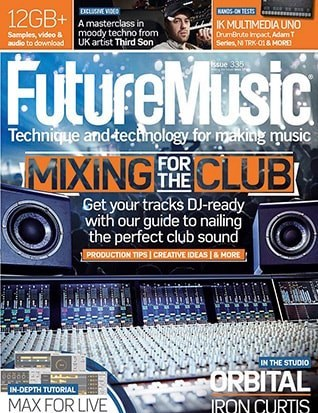 Future Music Issue 335 2018 PDF