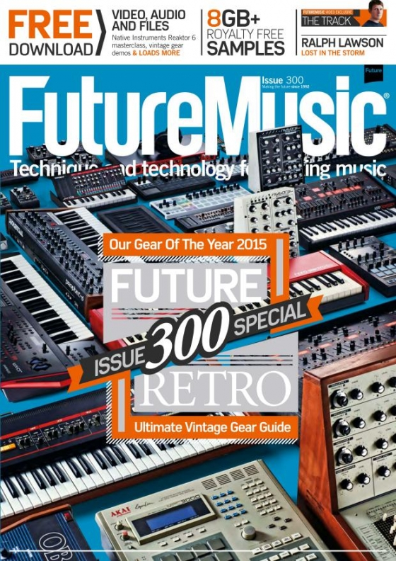 Future Music January 2016