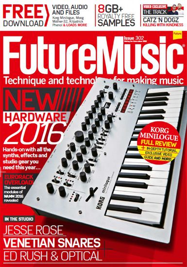 Future Music March 2016