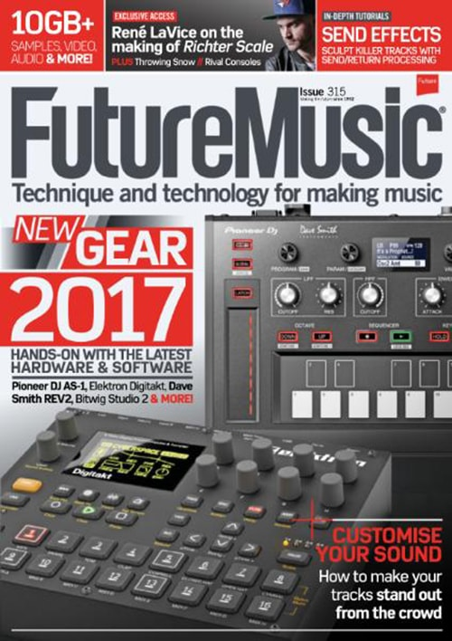 Future Music March 2017