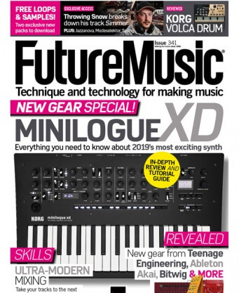 Future Music March 2019