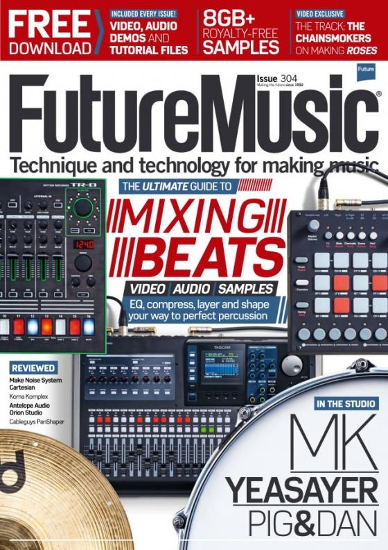 Future Music May 2016