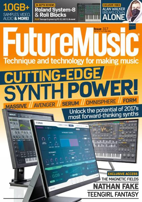 Future Music May 2017