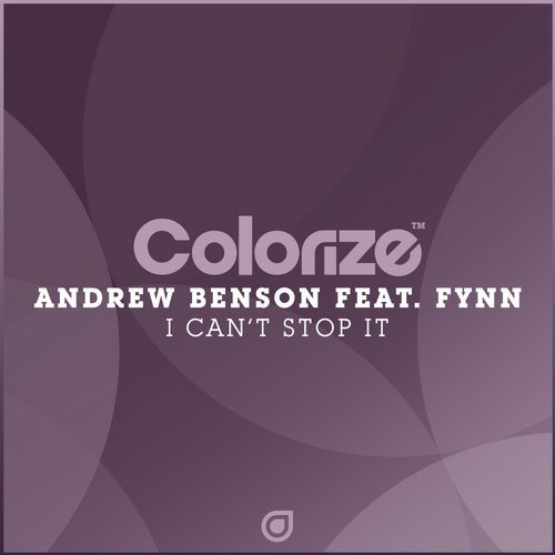Fynn, Andrew Benson - I Can't Stop It [ENCOLOR119E]