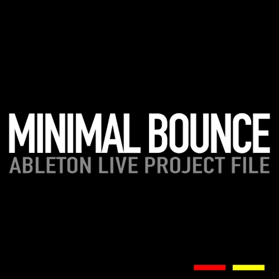 GR8 Audio Samples Minimal Bounce Ableton Live Template
