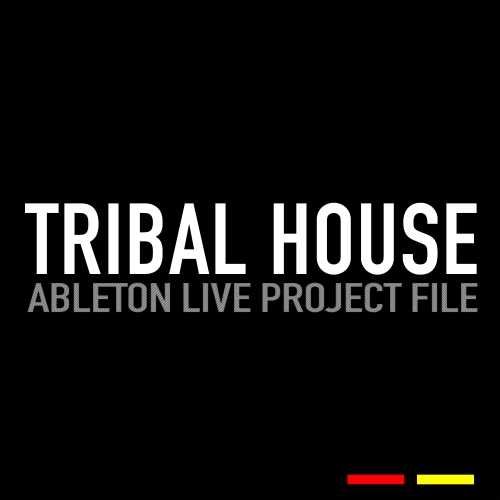 GR8 Audio Samples Tribal House Ableton Live Project