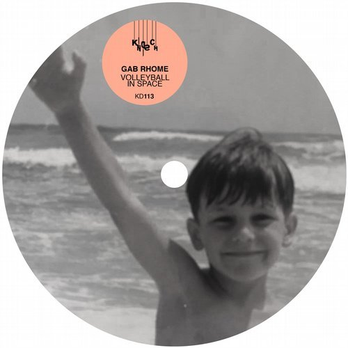 Gab Rhome - Volleyball in Space [KD113]