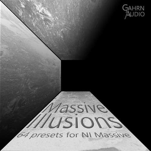 Gahrn Audio Massive Illusions For Ni MASSiVE NSMV-DISCOVER