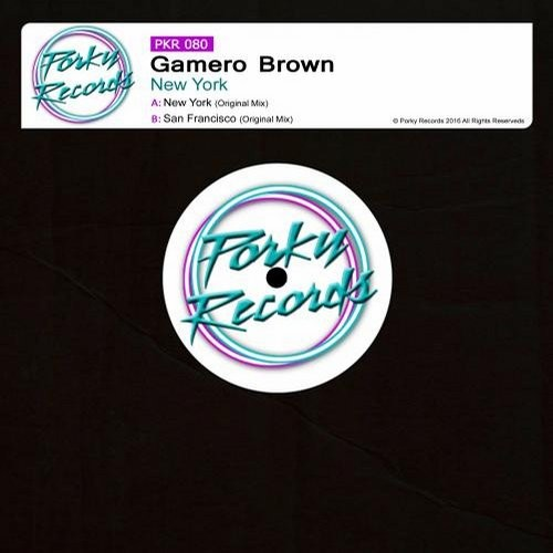 Gamero Brown - New York [PKR080]