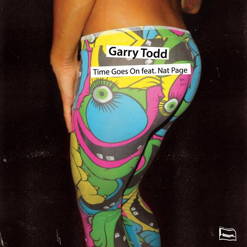 Garry Todd – Time Goes On Feat. Nat Page [BPC321]