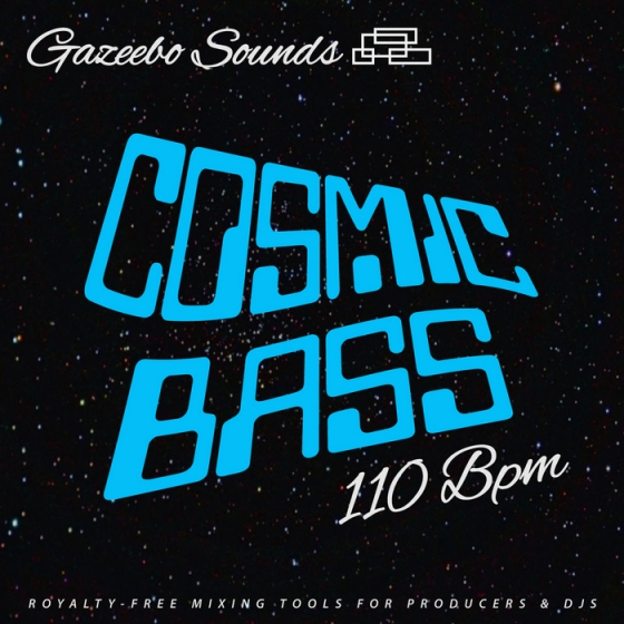 Gazeebo Sounds Cosmic Bass WAV MiDi-MAGNETRiXX