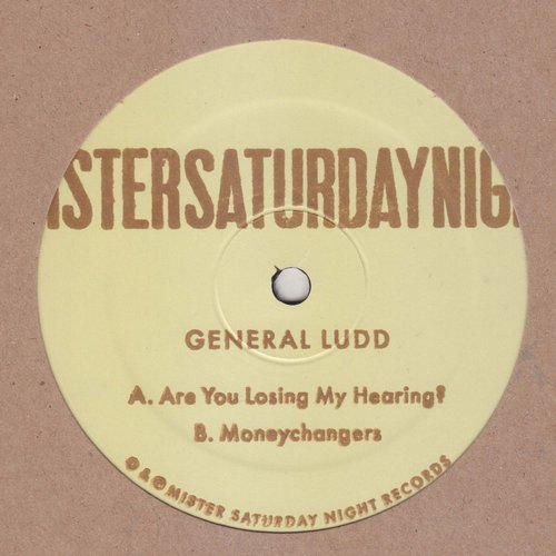 General Ludd - Are You Losing My Hearing? EP [MSN017]
