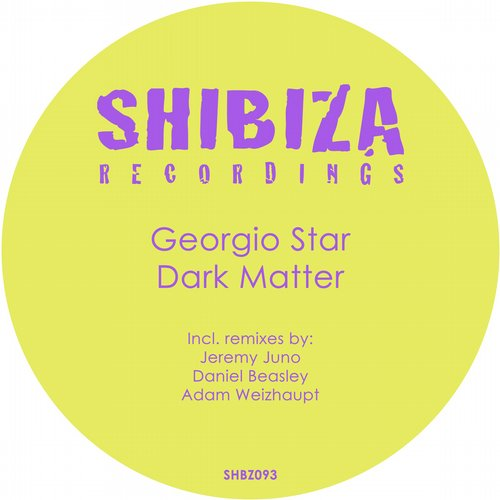Georgio Star - Dark Matter [SHBZ093]
