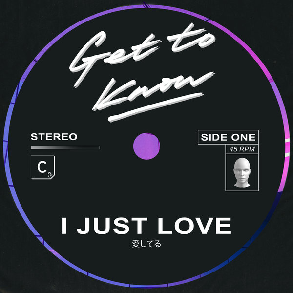 Get To Know - I Just Love [ITC2998BP]