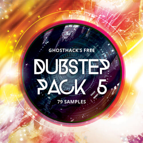 Ghosthack Dubstep Pack Vol.5 ACID WAV Free