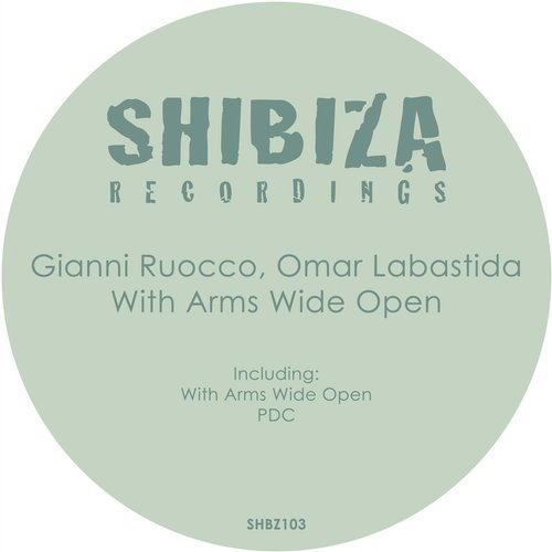 Gianni Ruocco, Omar Labastida – With Arms Wide Open [SHBZ103]