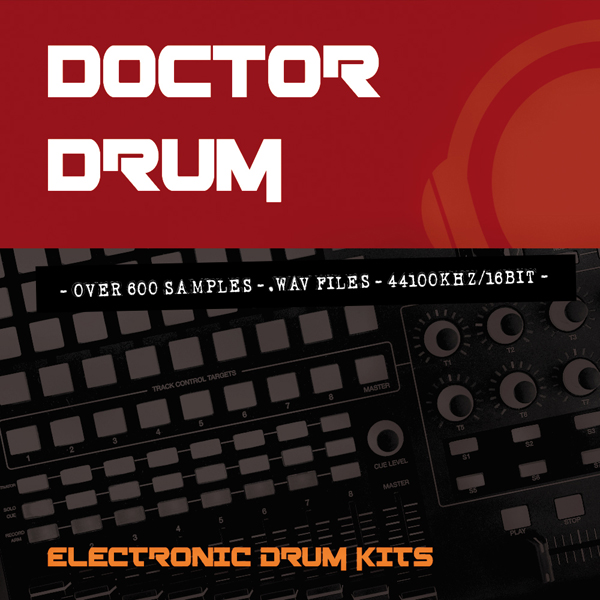 Giga Loops Doctor Drum WAV AiFF-DISCOVER