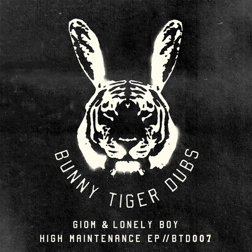 Giom, Lonely Boy - High Maintenance EP [BTD007]