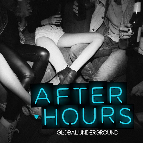 Global Underground: Afterhours 8 [190296956430]