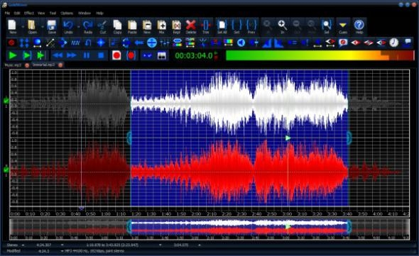 GoldWave 6.19 + Portable Incl.keygen
