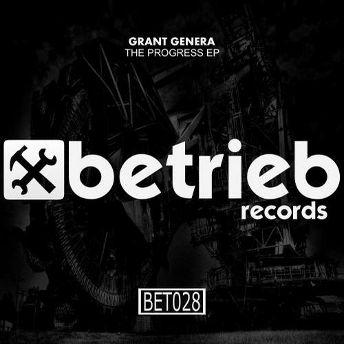 Grant Genera - The Progress EP [811868 845005]